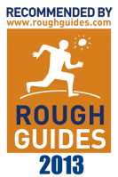 Rough Guide recommended